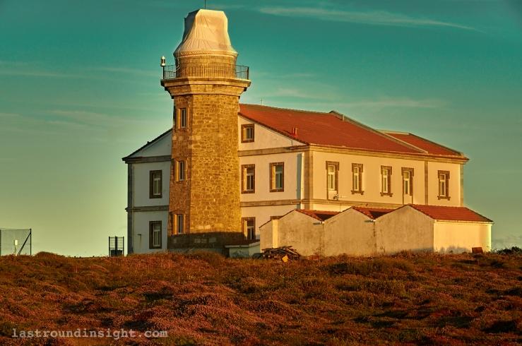 Cabo de Peñas' Lighthouse
