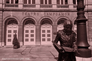 """Campoamor"" Theater in Oviedo"