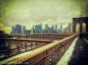 Brooklyn Bridge vision