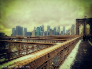 Brooklyn Bridge vision