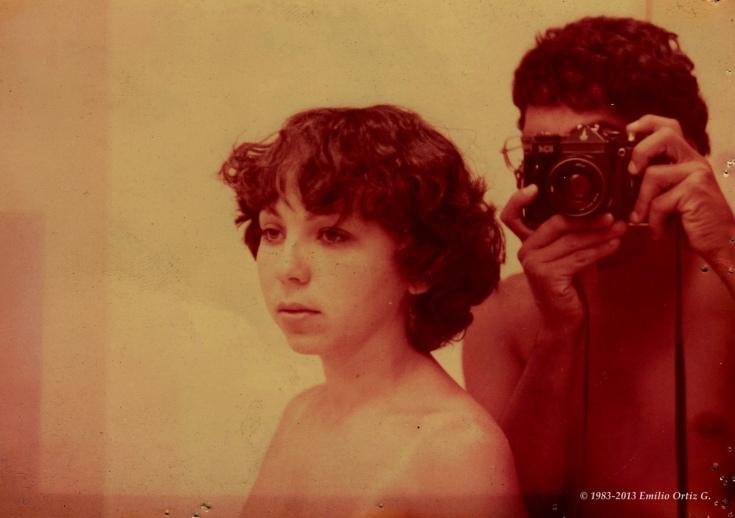 Analogue photo - 1983. Zenit EM 35mm.