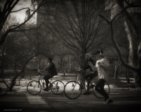 Central Park, New York City. Nikon D90